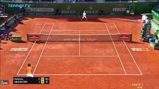 Tennis Elbow 2013 | Masters 1000 Monte-Carlo 2018 | Nadal vs Nishikori Finale Highlights