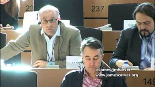 EU-Russia relations: the diplomatic option is the only solution - James Carver MEP