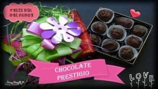 Aprende  hacer un CHOCOLATE PRESTIGIO para este DÍA DEL PADRE!!