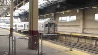 Railfanning on National Train Day. Newark NJ