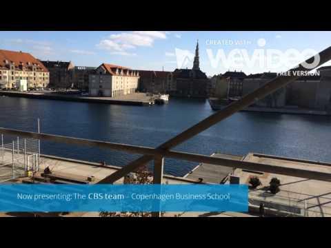 Copenhagen Business School - Intro