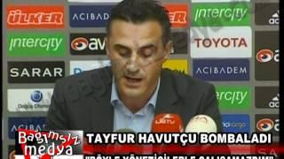 TAYFUR HAVUTÇU BOMBALADI