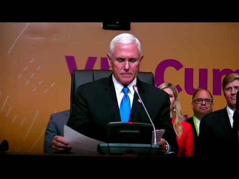 Vice President Pence on Women's Economic Empowerment