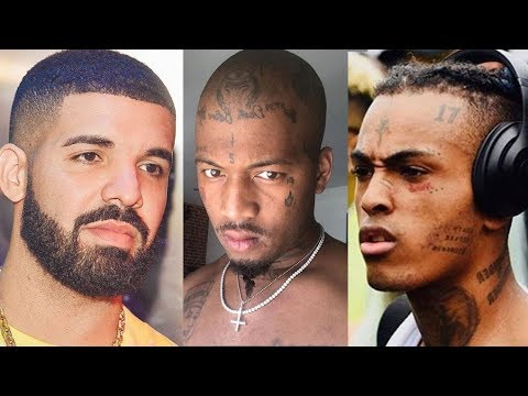 XXXTentacion Friend Tank Head Goes Off on Drake for Dissing X in Sicko Mode