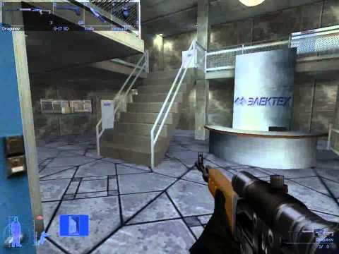 IGI 2 Covert Strike Mission #6 - Production Facility
