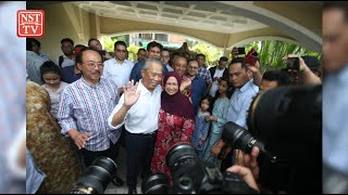 Muhyiddin is Malaysia's 8th Prime Minister