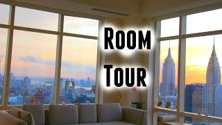 Room Tour  in New York City