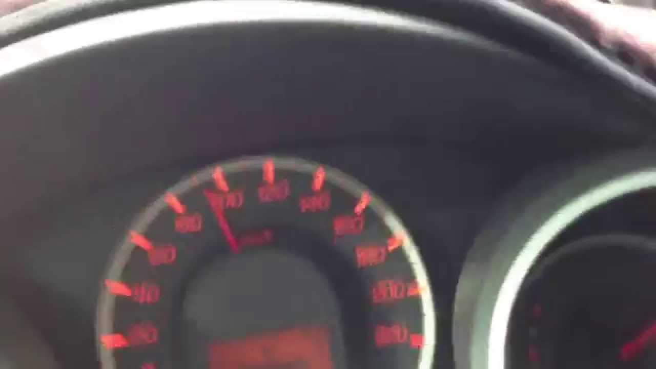 Honda fit jazz check engine light on and transmission d for Blinking check engine light honda