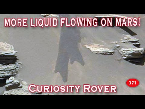 Mars Water / Liquid Found & Not Tested By NASA Curiosity *AGAIN*