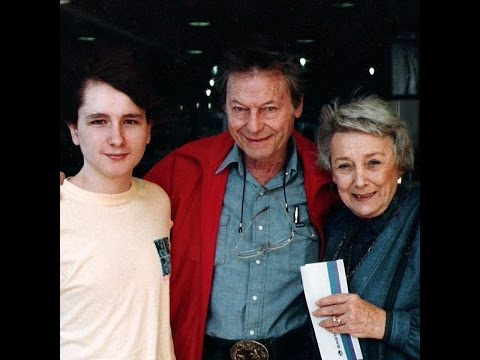 1987 Star Trek Vulkon Convention Tampa, Fl - Deforest Kelley Q&As