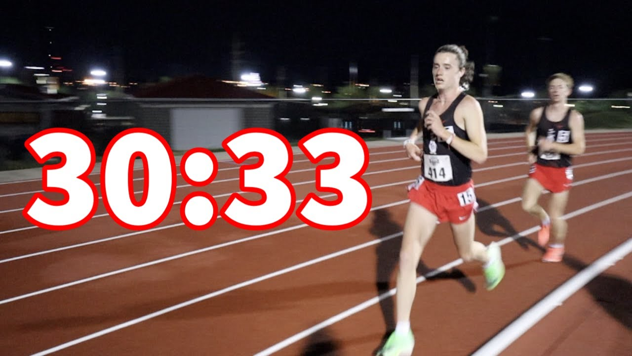 Horizon League Conference 10k! / My First Track 10k