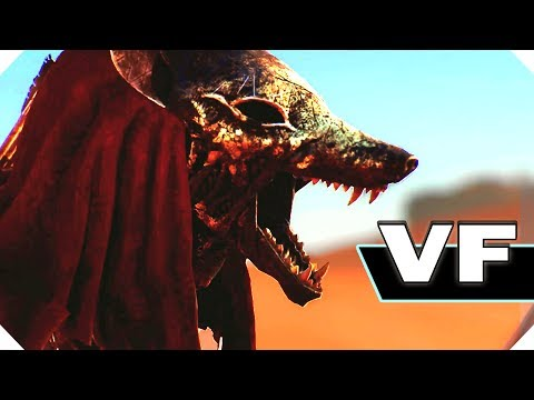 Thumbnail: ASSASSIN'S CREED Origins - NOUVELLE Bande Annonce VF 4K (2017)