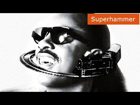 Stevie Wonder x Peter Gabriel - Superhammer (mashup)