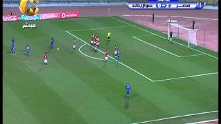 تسجيل مباراة المنتخب المصري و منتخب سوازيلاند 10-0