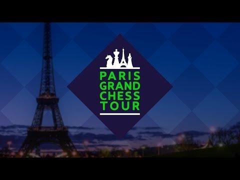 2017 Paris Grand Chess Tour: Day 2