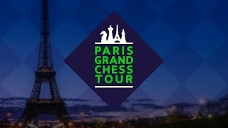 2017 Paris Grand Chess Tour: Day 2