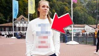 Russian Olympian Wears Very Ironic Shirt
