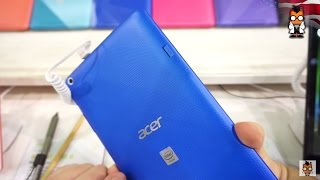 acer iconia one 8 hands on an affordable tablet with a bang
