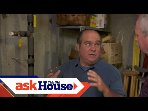 How To Diagnose And Repair A Leaking Water Heater | Ask This Old House