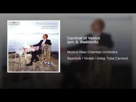 Carnival of Venice (arr. A. Baddsvik)
