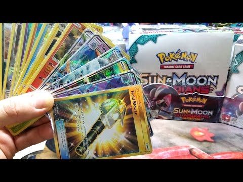 20 AWESOME PULLS! MY FIRST POKEMON GUARDIANS RISING BOOSTER BOX FTW! – POKEMON UNWRAPPED