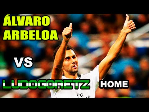 "Alvaro Arbeloa ""Man of the match"" vs Ludogorets UCL 2014/2015 ( 09/12/2014 - 09.12.2014 ) [HD]"