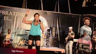 Watch Ras Kimono And Daughter (Oge Kimono) Perform At Afropolitan Vibes