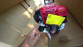 Honda HT35S 4 cycle Grass Trimmer.
