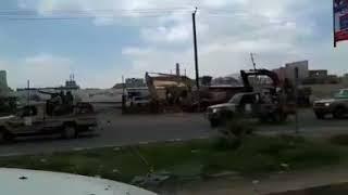 مليشيات الحوثي تنظم عرض مسلح بشوارع صنعاء عقب انتهاء مهرجان السبعين لحزب حليفها المخلوع