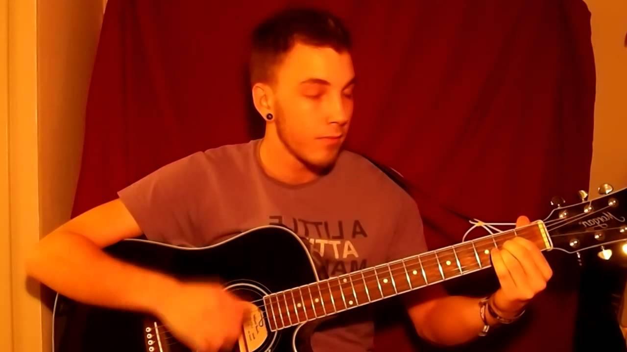 Lær at spille guitar akkorder - En A-dur