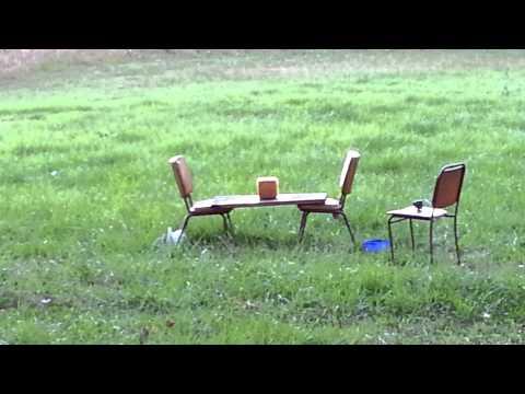 Pykrete shooting - YouTube