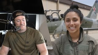 Navy Sailor Reacts to Michelle Khare Training Like a NASA Astronaut