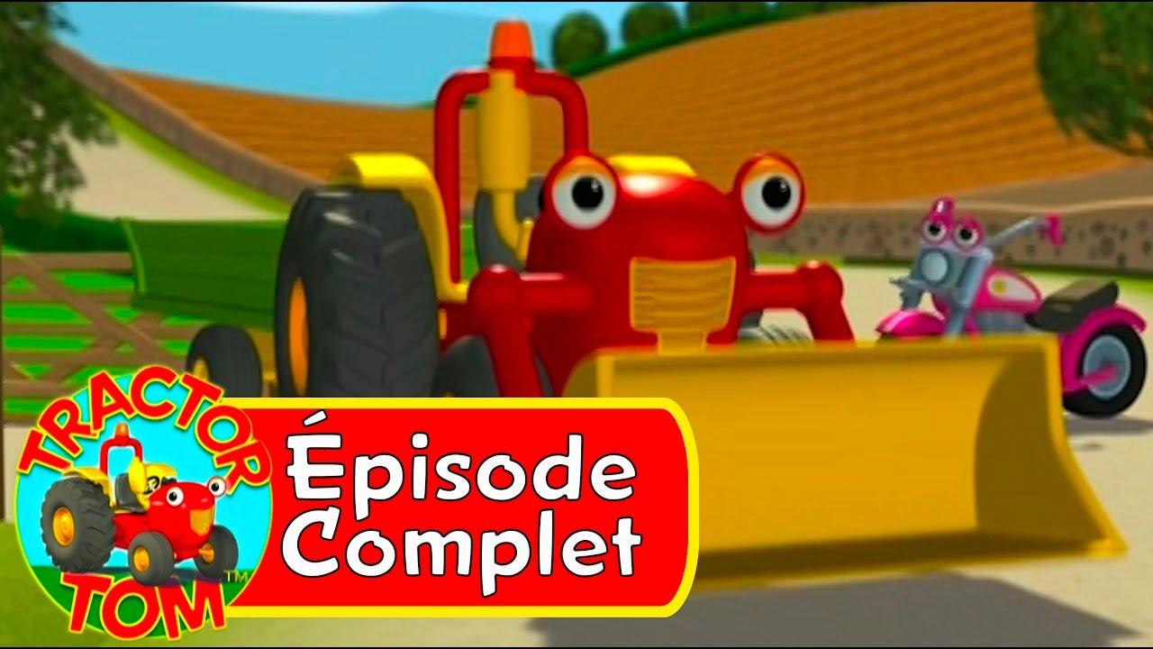 Tracteur tom 32 une remorque a disparu pisode complet - Tracteure tom ...