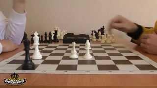 Основы шахмат: Мат конем и слоном