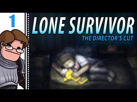 Let's Play Lone Survivor: The Director's Cut Part 1 - Chie's Party (New Year's Eve Stream)