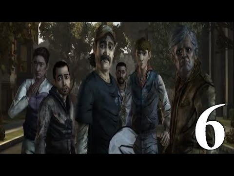 Let's Play The Walking Dead EP2 Part 1 - Somewhat Damaged
