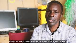 Senfablab, Dakar ou comment former les femmes vers une plus grande autonomie financière