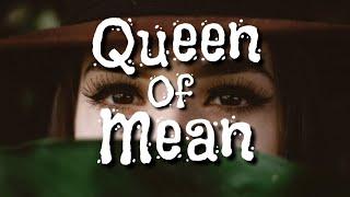 Sarah Jeffery Queen Of Mean Lyrics Audio.mp3