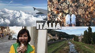 #1 Chegando na Itália