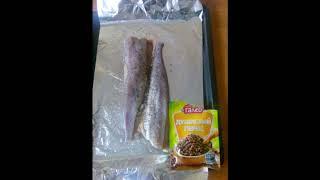 Как запечь рыбу в духовке в фольге. Пошаговая инструкция