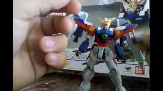 Robot Spirits (Wing Gundam Zero) part 1