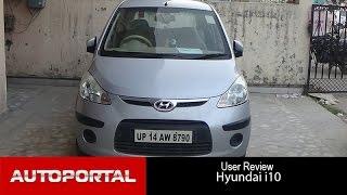 Hyundai i10 User Review - 'stylish interior' - Autoportal