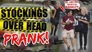 Stockings Over Head Prank (Pre-1 Million Subscribers Special)