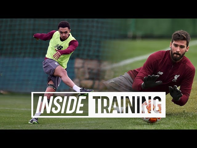 Inside Training: 24 Goals and 8 top saves from Liverpool's Marbella training camp
