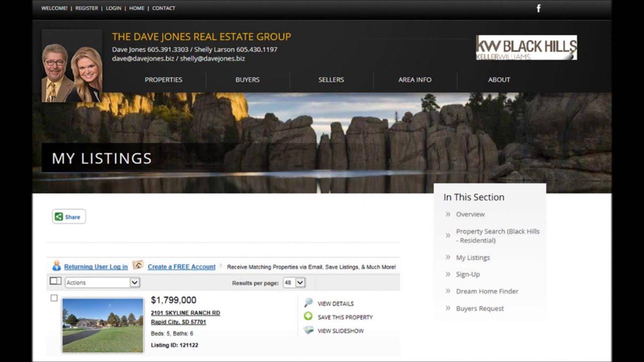 Dave Jones Real Estate Group Rapid City Sd