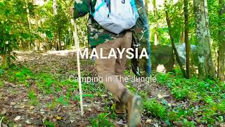 The Most Scenic Place to go Camping in Malaysia at The Jungle (1080 HD)