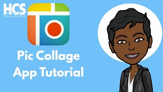 Pic Collage App Tutorial screenshot 1