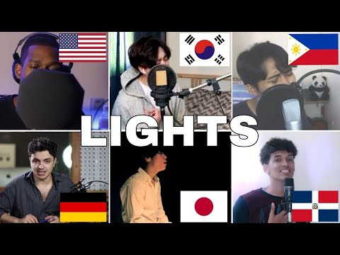 Who Sang It Better : BTS (방탄소년단) - Lights (us,japan,germany,philippines )