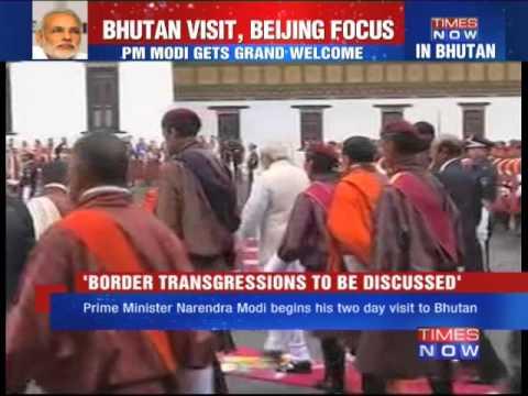 Bhutan visit, Beijing focus