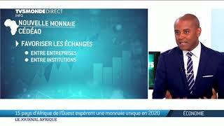 Afrique de l'Ouest : vers une monnaie unique ?
